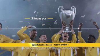 Sprint Fútbol Mode TV Spot, 'Streaming en alta definición' [Spanish] - Thumbnail 5