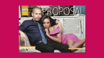 CBS Soaps in Depth TV Spot, 'Young & Restless: Father of the Child'