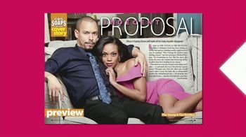 CBS Soaps in Depth TV Spot, 'Young & Restless: Father of the Child' - Thumbnail 2