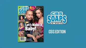 CBS Soaps in Depth TV Spot, 'Young & Restless: Father of the Child' - Thumbnail 3