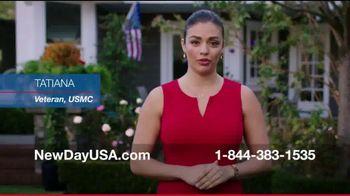 NewDay USA 100 VA Loan TV Spot, 'Tatiana: Straight Ahead Outside' - Thumbnail 2