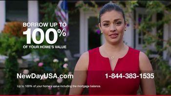 NewDay USA 100 VA Loan TV Spot, 'Tatiana: Straight Ahead Outside' - Thumbnail 3