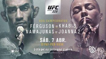 UFC 223 TV Spot, 'Ferguson vs. Khabib: nueva era' [Spanish] - Thumbnail 10
