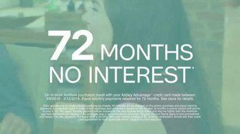 Ashley HomeStore Anniversary Sale TV Spot, 'No Interest' - Thumbnail 4