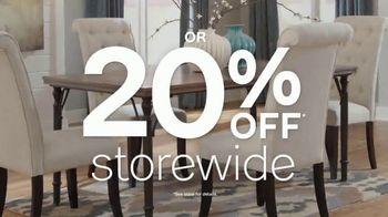 Ashley HomeStore Anniversary Sale TV Spot, 'No Interest' - Thumbnail 5