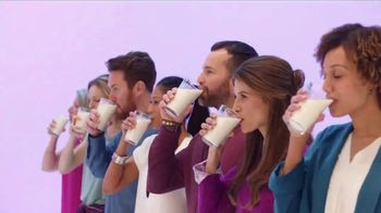Simply Smart Milk TV Spot, \'Raise a Glass\'
