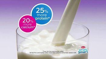 Simply Smart Milk TV Spot, 'Raise a Glass' - Thumbnail 6