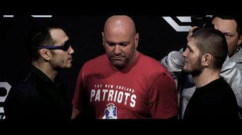 UFC 223 TV Spot, 'Ferguson vs. Khabib: Two Title Fights' - Thumbnail 4