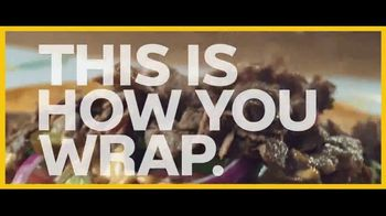 Subway Signature Wraps TV Spot, 'Tiny' - Thumbnail 6