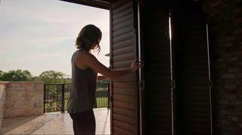 Custom Shade & Shutter Aluminum Shutters TV Spot, 'Transform Your Outdoors' - Thumbnail 3