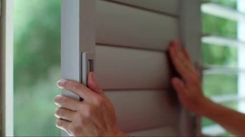 Custom Shade & Shutter Aluminum Shutters TV Spot, 'Transform Your Outdoors' - Thumbnail 5