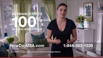 NewDay USA 100 VA Loan TV Spot, 'Money for Veterans' - 60 commercial airings