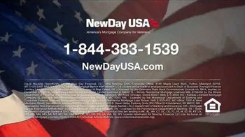 NewDay USA 100 VA Loan TV Spot, 'Money for Veterans' - Thumbnail 9