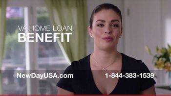 NewDay USA 100 VA Loan TV Spot, 'Money for Veterans' - Thumbnail 2