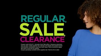 JCPenney Mystery Sale TV Spot, 'Peel and Reveal' - Thumbnail 5