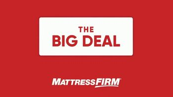 Mattress Firm The Big Deal TV Spot, 'Don't Wait' - Thumbnail 9