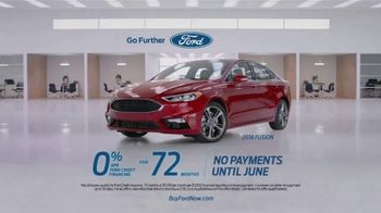 2018 Ford Fusion TV Spot, 'America's Best-Selling Brand' [T2] - Thumbnail 8
