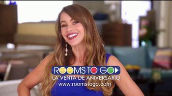 Rooms to Go Venta de Aniversario TV Spot, 'Apresúrate' [Spanish] - Thumbnail 10