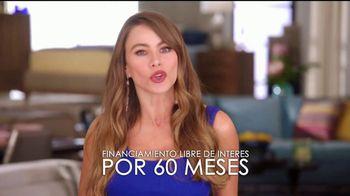 Rooms to Go Venta de Aniversario TV Spot, 'Apresúrate' [Spanish] - Thumbnail 3