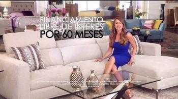 Rooms to Go Venta de Aniversario TV Spot, 'Apresúrate' [Spanish] - Thumbnail 5