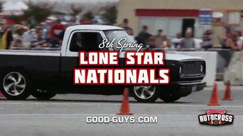 Goodguys Spring Lone Star Nationals TV Spot, '2018 Texas Motor Speedway: Experience the Power' - Thumbnail 5