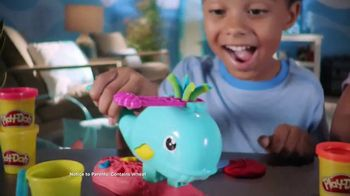 Play-Doh TV Spot, 'Cranky the Octopus & Wavy the Whale'