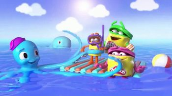 Play-Doh TV Spot, 'Cranky the Octopus & Wavy the Whale' - Thumbnail 1
