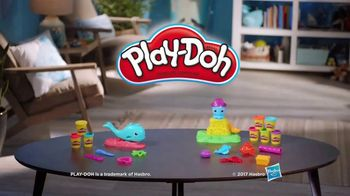 Play-Doh TV Spot, 'Cranky the Octopus & Wavy the Whale' - Thumbnail 8