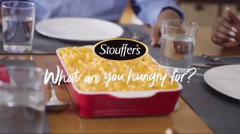 Stouffer's Mac & Cheese TV Spot, 'What Are You Hungry for With Fred Pegues' - Thumbnail 1