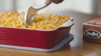 Stouffer's Mac & Cheese TV Spot, 'What Are You Hungry for With Fred Pegues' - Thumbnail 4
