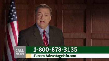 Lincoln Heritage Funeral Advantage TV Spot, 'Final Wishes Organizer'