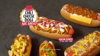 Wienerschnitzel Bacon Ranch Dog TV Spot, 'Chili Cheese Dogs Are Great' - Thumbnail 8
