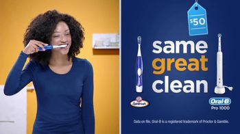 Spinbrush TV Spot, 'Same Great Clean' - Thumbnail 7