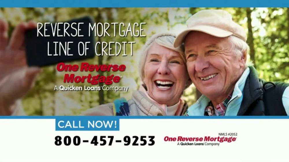 One Reverse Mortgage TV Commercial, 'Third Pillar'