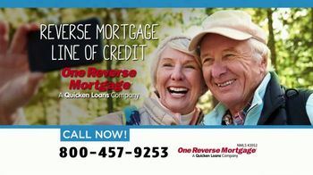 One Reverse Mortgage TV Spot, 'Third Pillar'