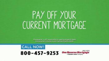 One Reverse Mortgage TV Spot, 'Third Pillar' - Thumbnail 5