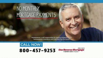 One Reverse Mortgage TV Spot, 'Third Pillar' - Thumbnail 6
