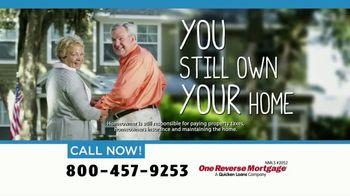 One Reverse Mortgage TV Spot, 'Third Pillar' - Thumbnail 7