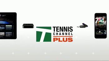 Tennis Channel Plus TV Spot, 'Live and On Demand' - Thumbnail 10