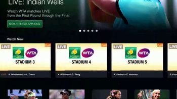 Tennis Channel Plus TV Spot, 'Live and On Demand' - Thumbnail 5