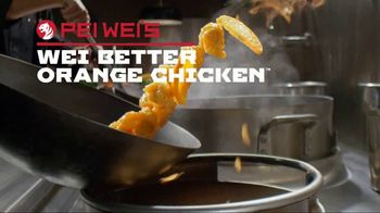 Pei Wei Better Orange Chicken TV Spot, 'Move Over, Panda' - Thumbnail 9