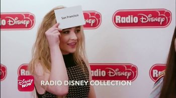 DisneyNOW App TV Spot, 'Radio Disney Collection'