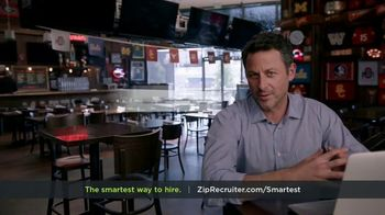 ZipRecruiter TV Spot, 'The Smartest Way to Hire' - Thumbnail 4