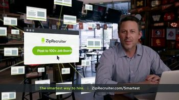 ZipRecruiter TV Spot, 'The Smartest Way to Hire' - Thumbnail 5