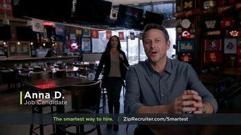 ZipRecruiter TV Spot, 'The Smartest Way to Hire' - Thumbnail 8