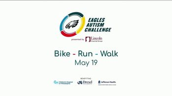 Eagles Autism Challenge TV Spot, 'Ethan and Artie' - Thumbnail 7