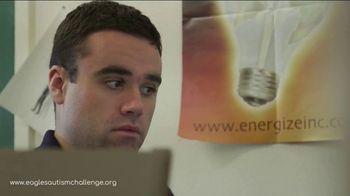 Eagles Autism Challenge TV Spot, 'Ethan and Artie' - Thumbnail 6