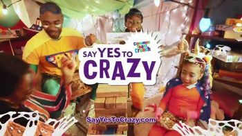 Cinnamon Toast Crunch TV Spot, 'Say YES to Crazy!' - Thumbnail 10