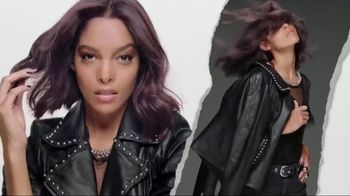 L'Oreal Paris Féria Glam Grunge TV Spot, 'Cool Gray Shades' - Thumbnail 7