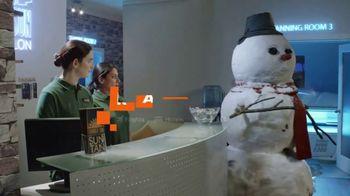 Kayak TV Spot, 'Snowman' - Thumbnail 8
